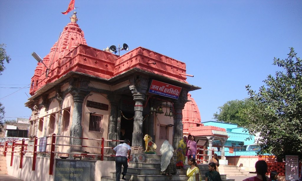 Ujjain Temple India Temples of India